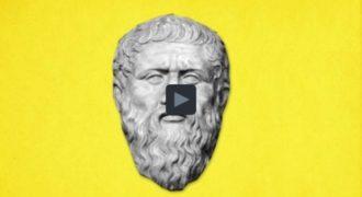Η ζωή και το έργο του Πλάτωνα μέσα από ένα βίντεο έξι λεπτών
