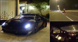 Μια Lamborghini Sesto Elemento βγήκε για πρώτη φορά τους δρόμους. Δεν την έχετε ξανά δει…