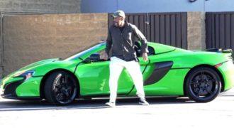 Σκέψου ξανά πριν μπεις σε ξένη McLaren (video)