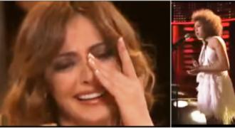 Μέσα σε Λίγα Δευτερόλεπτα, έκανε τους Κριτές να Κλάψουν. Μόλις όμως τους είπε ΠΟΙΟΣ είναι ο Παππούς της…