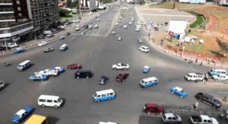 Χαοτική διασταύρωση στην Αιθιοπία (Video)