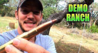 Μπορεί το χαρτί να σταματήσει τις σφαίρες ενός πολυβόλου; (Video)