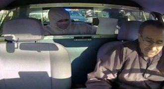 Πήγε να ληστέψει οδηγό ταξί, αλλά δεν είχε προσέξει το όχημα που βρισκόταν ακριβώς από πίσω (Video)