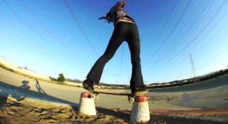 Αυτός ο άντρας κάνει τα πιο τρελά κόλπα με skateboard που έχουμε δει!