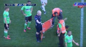 Οι τραυματιοφορείς της Λάρισας ήταν… δεξιοτέχνες μπροστά τους! (video)