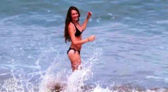Ένα βίντεο με απρόοπτα πράγματα που έγιναν στην θάλασσα!