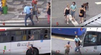 Εντυπωσιακό!! Δείτε πως κλέβουν στους δρόμους του Ρίο Ντε Τζανέιρο… Ολυμπιακή Πόλη!