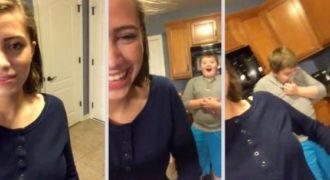 Αυτό το βίντεο αποδεικνύει ότι τα κορίτσια δεν είναι όλες οι πριγκίπισσες (Βίντεο)