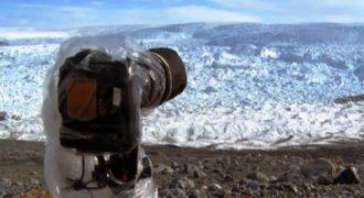 Τοποθέτησαν μια φωτογραφική μηχανή σε περιοχή της Γροιλανδίας – Απ΄ αυτό που είδαν… έπαθαν Σοκ! (Βίντεο)