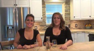 Δοκίμασαν κρασί με ήλιο και το αποτέλεσμα θα σας κάνει να κλάψετε στο γέλιο. (Βίντεο)