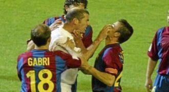 Η άσχημη πλευρά του ποδοσφαίρου! Ένα ανατριχιαστικό βίντεο!!!