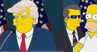 Όταν οι Simpsons προέβλεψαν την προεδρία Τραμπ – Τι δηλώνει ο σεναριογράφος της σειράς