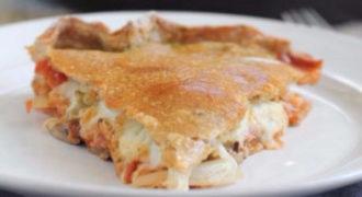 Πίτσα-πίτα: Μια συνταγή που θα σας κάνει να γλείφετε τα δάχτυλα σας