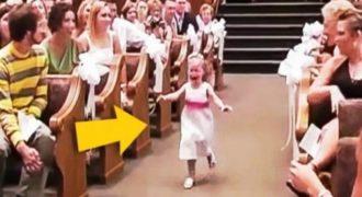 Μπήκε μέσα τρέχοντας και έψαχνε τη μαμά της – Μόλις δείτε τι την κυνηγούσε όμως…