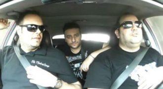 Viral έγινε το βίντεο με τον Αθηναίο ταξιτζή που κατακλέβει 2 Θεσσαλονικείς. (Βίντεο)