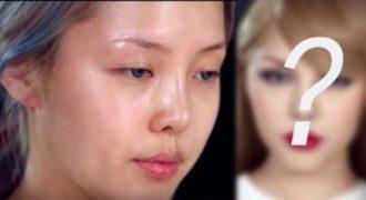 Η εντυπωσιακή μεταμόρφωση ενός κοριτσιού ασιατικής καταγωγής με την Taylor Swift.