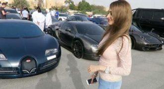 Μια εκδήλωση στο Ντουμπάι με τα πιο ακριβά αυτοκίνητα του πλανήτη. (Βίντεο)