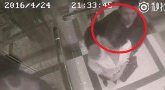 Δείτε πως αντέδρασε αυτή η γυναίκα, όταν ένας άντρας την παρενοχλούσε στο ασανσέρ. (Βίντεο)