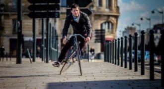 Αυτό το ποδήλατο θα αλλάξει όσα ξέρετε… Είναι διαφορετικό από το κλασικό μας ποδήλατο.