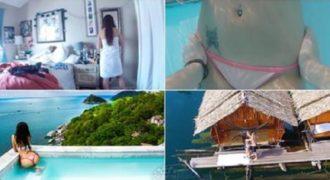Ξόδεψε την υποτροφία του με την φίλη του ταξιδεύοντας στην Ταϋλάνδη. (Βίντεο)