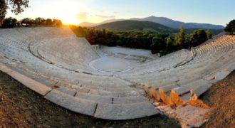 Μαγεία από ψηλά: Η Αρχαία Επίδαυρος σε ένα εκπληκτικό Βίντεο!