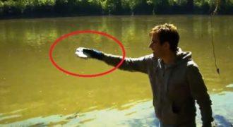 Τι θα συμβεί αν πετάξουμε μια μεγάλη ποσότητα στερεού νατρίου μέσα σε ένα ποτάμι; (Video)