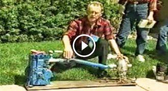 Αυτό είναι τρελό! Εφευρέτη κινητήρα που λειτουργεί με το 80% με νερό τον έκλεισαν φυλακή μετά από αυτό το Βίντεο!