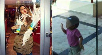 Όταν οι πόρτες φέρνουν την καταστροφή! (Video)