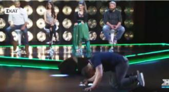 X Factor: Ο Πόντιος που τρέλανε τους κριτές και το κοινό (video)