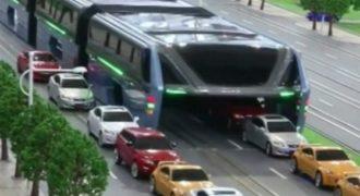 Το λεωφορείο του μέλλοντος δεν θα έχει κανένα πρόβλημα με την κίνηση – Δείτε γιατί!