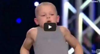 Ο 7χρονος που άφησε όλο τον κόσμο με το στόμα ανοικτό!