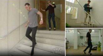 Οι άνδρες φορούν ψηλά τακούνια για μια ημέρα και το αποτέλεσμα είναι αυτό… (Βίντεο)