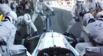 Το γρηγορότερο pit-stop στην ιστορία της Formula 1