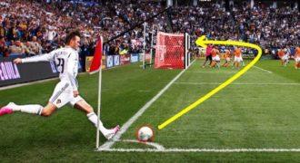 10 από τα καλύτερα απευθείας γκολ από την γωνία του κόρνερ στην σύγχρονη ιστορία του ποδοσφαίρου.