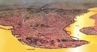 Η Κωνσταντινούπολη επί Βυζαντίου μέσα από μια καταπληκτική ψηφιακή αναπαράσταση.
