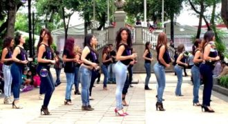 Αυτό το είδους χορού είναι πραγματικά ένα αληθινός πειρασμός!