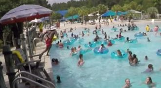 Βίντεο από ΗΠΑ: Τρίχρονο κορίτσι πνίγεται σε πισίνα και δεν το βλέπει κανείς