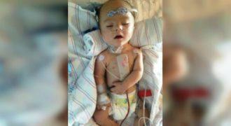 Οι Γιατροί της είπαν να Τραβήξει το Καλώδιο του Γιου της. Μόλις η Μαμά του Είπε το «Αντίο», το Σώμα του Έκανε το Απίστευτο
