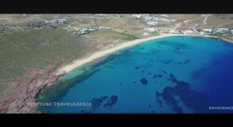 Ένα εντυπωσιακό βίντεο που δείχνει την Μύκονο από ψηλά. Εντυπωσιακό. (Βίντεο)