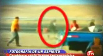 Νεκρός φωτογραφίζεται από κάμερα μετά από ατύχημα να κοιτά το σώμα του! (Βίντεο)