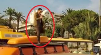 ΤΡΕΛΟ ΓΕΛΙΟ – Δείτε τον Mr Bean να παίζει… Pokemon Go! (Video)