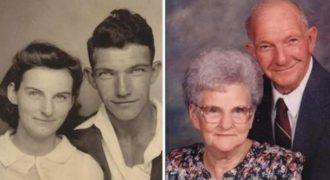 Ήταν Παντρεμένοι για 70 χρόνια. Κανείς όμως δεν είχε Ανακαλύψει το σκοτεινό τους Μυστικό!