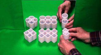Απίστευτη οφθαλμαπάτη μετατρέπει ορθογώνια σε κύκλους! (Video)