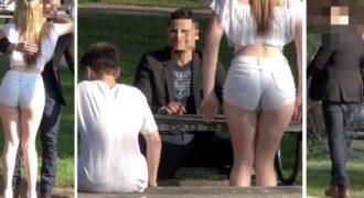 Τι συμβαίνει όταν βγαίνεις για ραντεβού με μια κauτή κοπέλα από το Tinder και ξαφνικά εμφανίζεται ο γιος της; (video)