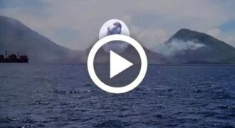Αυτό που κατέγραψε τουρίστας στη Νέα Γουινέα δεν γίνεται να περιγραφεί με λόγια… (Βίντεο)