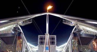 Ανατριχίλα: Το ζεϊμπέκικο της έναρξης στους Ολυμπιακούς Αγώνες της Αθήνας!