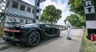 Πως είναι να οδηγάς ένα αυτοκίνητο 1500 ίππων με τελική ταχύτητα 500 χλμ/ώρα;