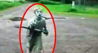 5 Τρομακτικά πλάσματα που «ΠΙΑΣΤΗΚΑΝ» από κάμερες! (Βίντεο)