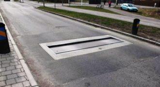 Θα πάθετε πλάκα! Τι είναι αυτό που έβαλαν στους δρόμους στη Σουηδία;