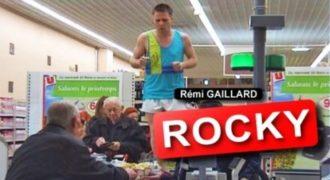 Ο REMI ΩΣ ROCKY BALBOA !!!! Η ΠΡΟΠΟΝΗΣΗ ΤΟΥ ΕΙΝΑΙ ΠΟΛΥ ΣΚΛΗΡΗ